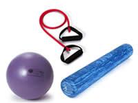 Fitness rekviziti