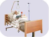 Kreveti za njegu i dodaci